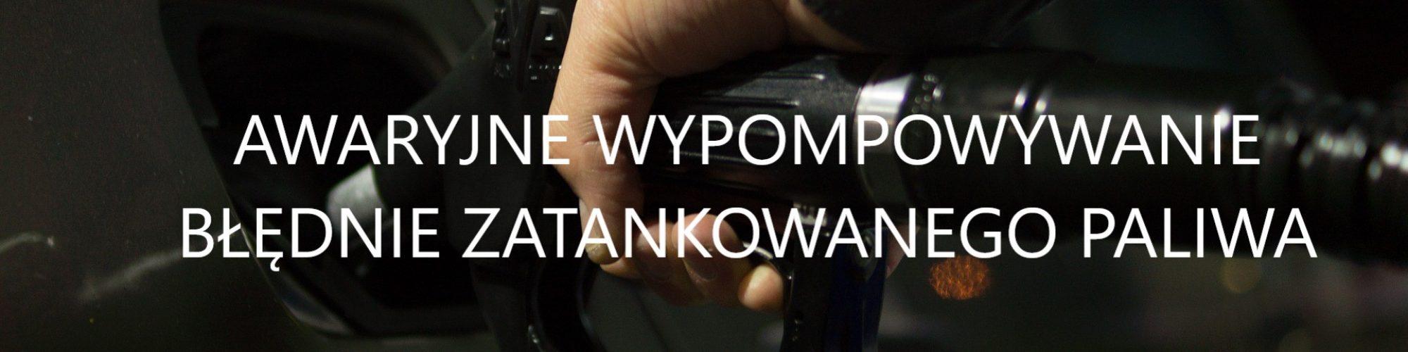 Spuszczanie Paliwa Kraków